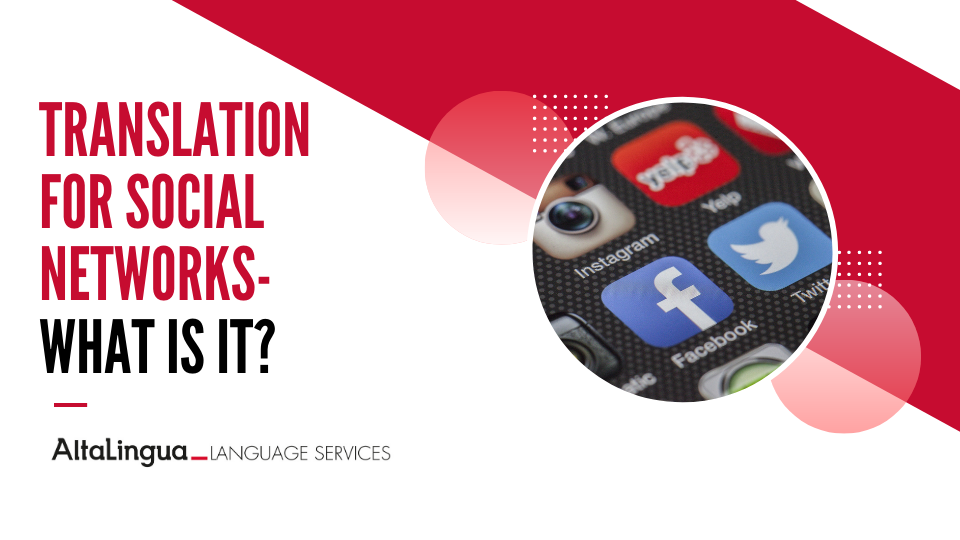 Translation for social networks – What is it?