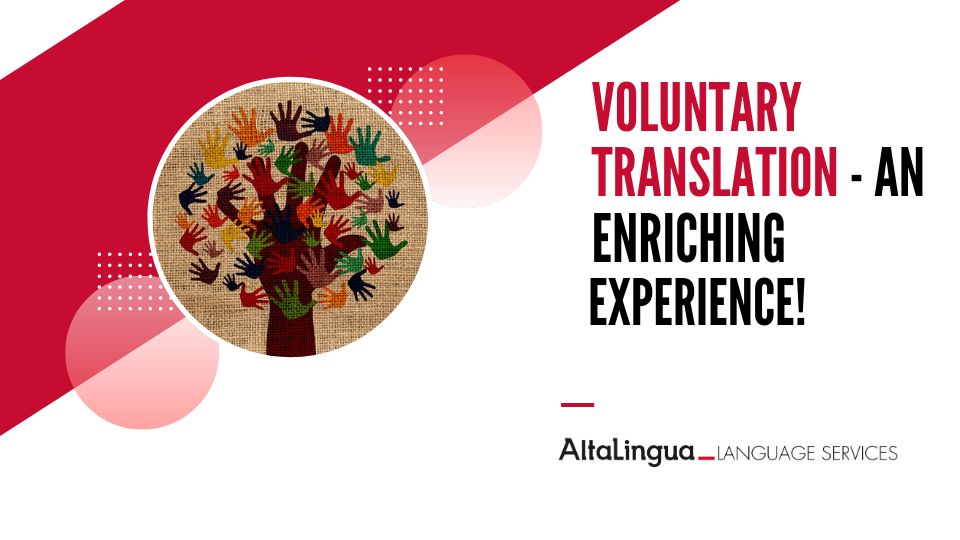 Voluntary translation